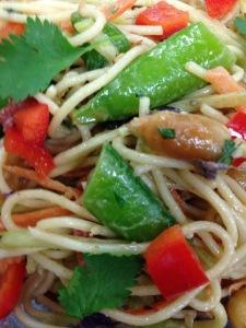 HY-Vee Tai salad