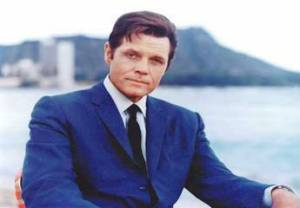 Jack Lord as Detective Lt. Steve McGarrett
