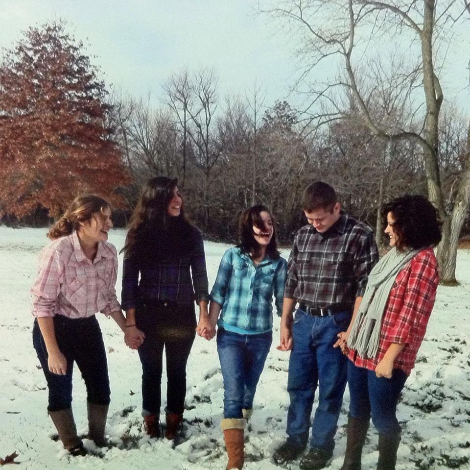 The Brunson children. All photos from Alma Brunson's Facebook page.